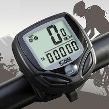 Waterproof Wireless LCD Cycling Computer Bike Bicycle Cycle Odometer Speedometer
