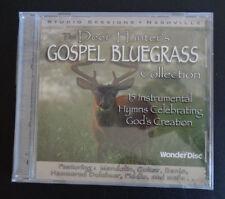 Deer Hunter's Gospel Bluegrass Sammlung von verschiedenen Künstlern CD 2005 NEU versiegelt