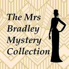 The Mrs Bradley Mysteries - 9 Stories - 70 Hours + Unabridged - MP3 DOWNLOAD