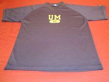 University of Michigan (2) Pro Player Shirts Size Large