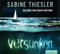 SABINE THIESLER - VERSUNKEN 6 CD NEW