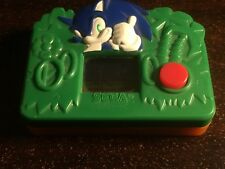 McDonald's Handheld Happy Meal Sonic The Hedgehog LCD Game