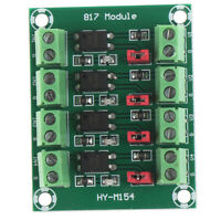 PC817 4-Channel Optocoupler Isolation Module Voltage Converter Module SL