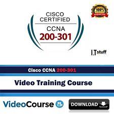 Cisco CCNA 200-301 Video Training Course