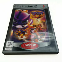 Spyro A Hero's Tail | PAL Playstation 2 PS2 | Complete Game | Acceptable