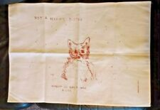 TRACEY EMIN - NOT A HAPPY KITTEN (IN FACT ID SAY IT WAS A DOG) - 2003 - RARE