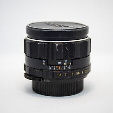 Objectif Fixe Standard Asahi PENTAX Super-TAKUMAR 55mm f/2 M42 -CANON/NIKON/SONY