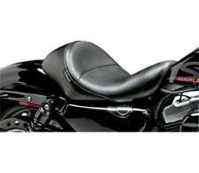 LePera Aviator Solo Seat LFK-316 Smooth Harley Sportster 2007-09 w/ 3.3 Gas Tank