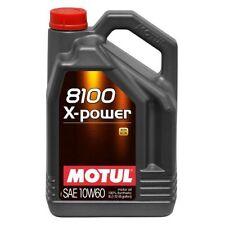 MOTUL Motore olio lubrificante 8100 X-POWER 10W60 5L