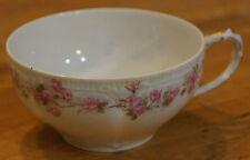 GDA FRANCE HAVILAND LIMOGES CH FIELD FONTAINBLEAU Tea Cup FLORAL