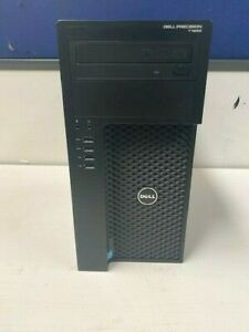Dell Precision T1650 Tower PC i7-3770 CPU @ 3.40GHz 8GB DDR3 240GB SSD