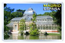 MADRID SPAIN MOD6 FRIDGE MAGNET SOUVENIR IMAN NEVERA