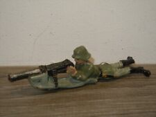 Elastolin Germany - Militair Toy - Soldier with Gun *37745