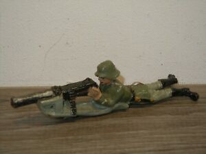 Elastolin Germany - Militair Toy - Soldier with Gun *37745