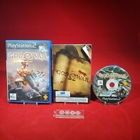 God of War - Sony Playstation 2 PS2 PAL Game Oz Seller Rental *BRCollectables*