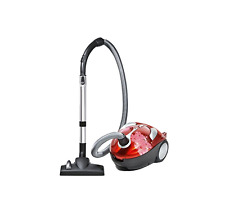 Upright Vacuum Cleaner With Bag Household Equipment Powerful Suction Mechanism
