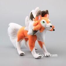 Pokemon Lycanroc Dusk Form Plush Toy Soft Stuffed Animal Doll 12'' Xmas Gift