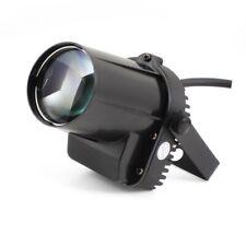 ETEC LED Pin Spot Punktstrahler PAR Scheinwerfer Disco Spiegelkugel Beam Effekt