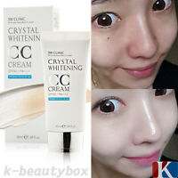 Crystal Whitening ALL-IN-ONE CC Cream 50SPF+ PA+++ 50ml 2COLOR / BB Cream