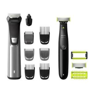 Philips MG9720/90 hair trimmers/clipper Black, Stainless steel