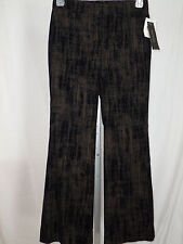 Pants Women's WOMYN Made in USA Black Revival Velvet Size 2 NWT