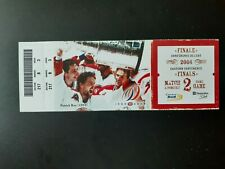 2006 Hockey Playoffs Ticket Stubs Montreal Canadiens PATRICK ROY