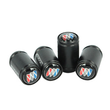 4Pcs Generic Car Badge Wheel Tire Valve Cap Tyre Dust Cover For Buick Regal