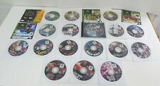 Lot of 21 Microsoft Xbox Demo Discs - Live Starter Kit 6-8, 82, 86-88, 92-101