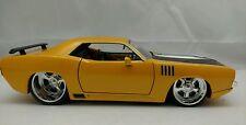 Jada Big Time muscle 1970 Cuda 1/24 scale 2005 release machines READ Mopar Hemi