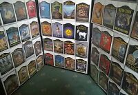 20 Pub Sign Vintage collection, New old stock, unmounted, Original Decals.