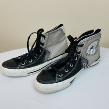 CONVERSE Chuck Taylor All Star High Top TwoTone Canvas Shoes Blue & Grey Unisex