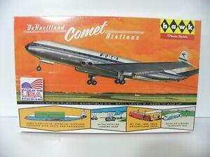 Hawk 1/144 DeHavilland Comet Airliner Kit - New & Sealed