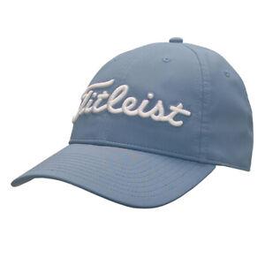 Titleist Golf Front Panel Tour Performance Adjustable Hat,  Brand New