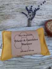 Linen Wheat & Lavender Hot Chill Pack  | Stocking Fillers | Handmade in UK