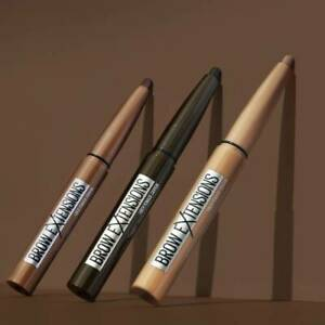 MAYBELLINE Brow Extensions Eyebrow Pomade Crayon 0.4g SEALED - Various Shades