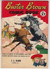 "[47843] ""BUSTER BROWN COMIC BOOK"" No. 37 (1955, CORNING, NEW YORK MERCHANT)"