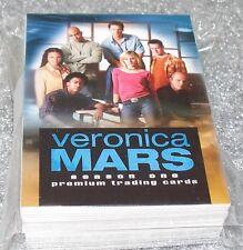 VERONICA MARS Season 1   Complete base card set      72 cards