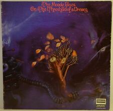 The Moody Blues On The Threshold of a Dream LP Vinyl Album 1969 Deram DES 18025