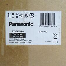 PANASONIC, ET-ELW20 3LCD PROJECTOR ZOOM LENS