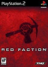 Red Faction (PS2) VideoGames