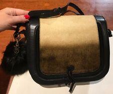 Mimco 🤗🤗🤗  $499 Rare Bag Handbag + Victoria Secret Keyring 26x22x9 Cm