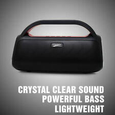 Musky DY-18 Stereo Mega Bass Wireless Bluetooth Portable Speaker Rechargeable