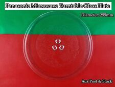 Panasonic Microwave Oven Spare Parts Glass Turntable Plate Platter (A114) New