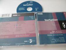 PAUL TORTELIER ELGAR BRAHMS DEBUSSY CELLO LUSH BBC SYMPHONY BOULT PRITCHARD CD