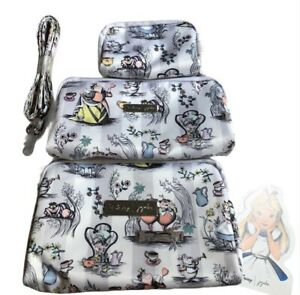 NWT JU JU BE DISNEY It's a Mad Mad World Be Set w Straps Diaper Baby Bags Mom