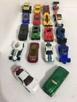 Hot Wheels LOT Assorted 18 Qty (Mattel circa 2000s) Diecast 1/64 Loose