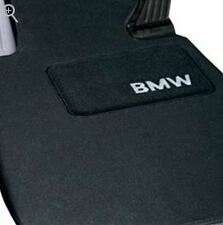 BMW E46 3 Series Convertible Ci Black Carpet Floor Mat 2000-2006 Genuine OEM