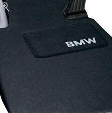 BMW E46 3 Series Convertible Ci Black Carpet Floor Mat 2000-2006 Genuine OEM
