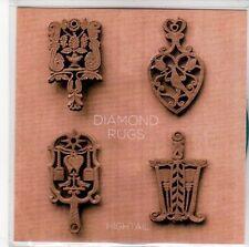 (ED13) Diamond Rugs, Hightail - 2013 DJ CD