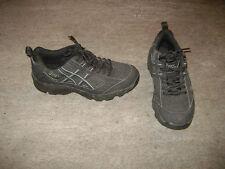 Neuen Asics Gel QY351 Größe 38 / US 7/ 24 cm Walking Schuh in Schwarz